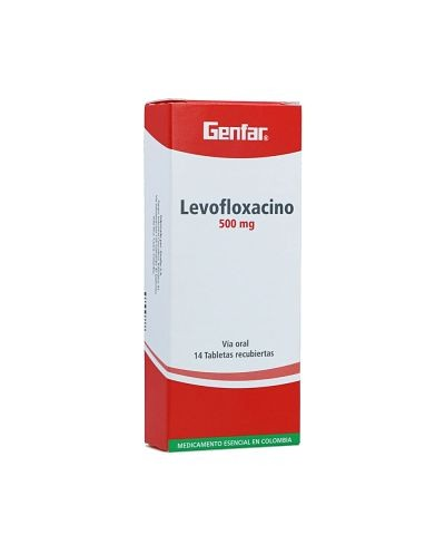 Levofloxacino (Genfar)