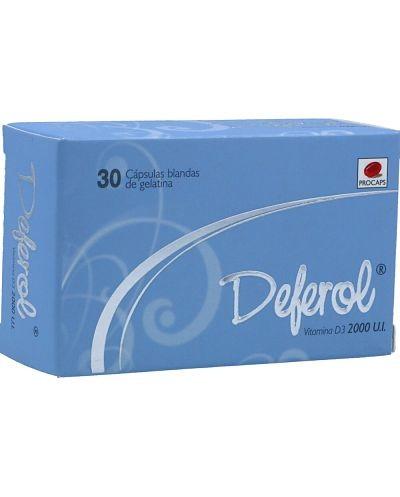 Deferol (Vitamina D3)