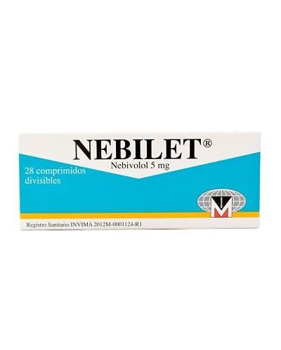 Nebilet (Nebivolol)