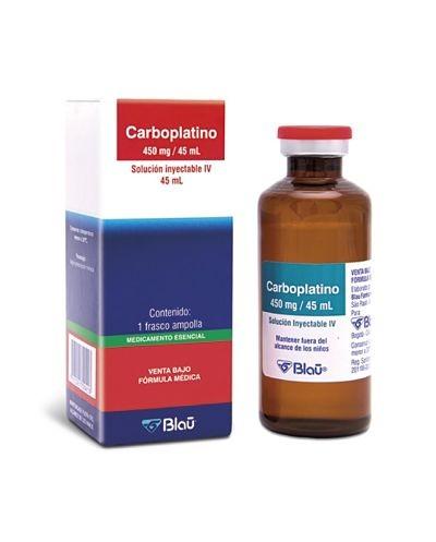 Carboplatino (Blau)