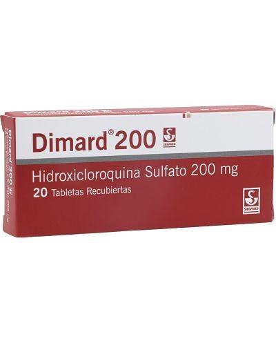 Dimard (Hidroxicloroquina)