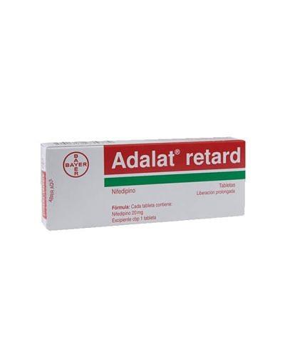 Adalat Retard (Bayer)