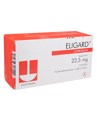 Eligard (leuprorelina) 22.5 mg