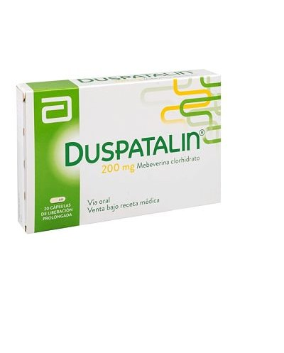 Duspatalin (Mebeverina...