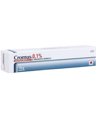 Cromus 0.1% (Tacrolimus)