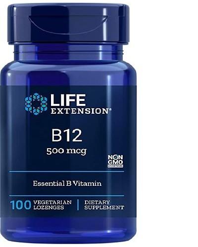 Vitamina B12 (Life Extension)