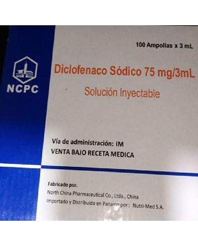 Diclofenaco Sódico (NCPC)
