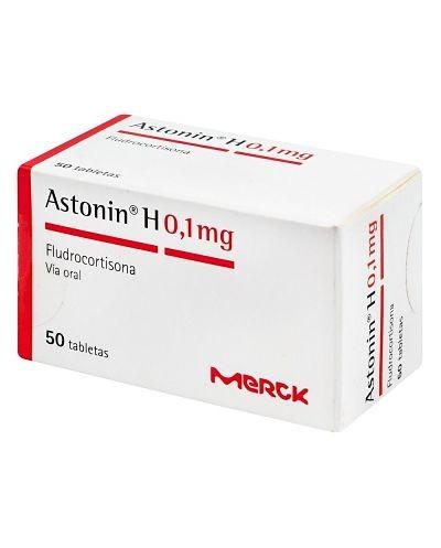 Astonin H (Fludrocortisona)